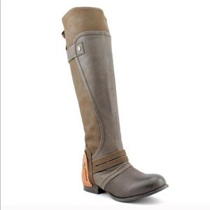 Anthropologie Kelsi Dagger Jayna Tall Riding Boot